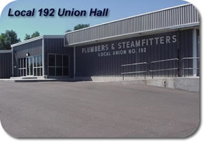 Local 192 Union Hall